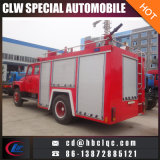 좋은 품질 5m3 6ton 물 화재 구조 트럭 물 거품 화재 차량