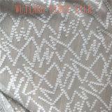 Tessuto viscoso di seta del jacquard del Crepe, tessuto viscoso di seta del jacquard del raso