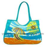 Mode loisirs Mesdames sac de plage de l'épaule (DXB-657)