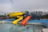 Preiswerte einfache Spirale schiebt Pool-Wasser-Plättchen