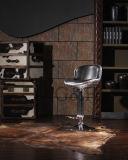 По-французски старинной промышленная древесина Vintage бар табурет стул