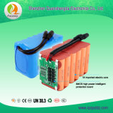 (QSD-168) stringhe multiple 16800mAh e pacchetto parallelo della batteria di ione di litio