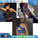 Les fabricants OEM échantillon gratuit de la jeunesse Soutien-gorge sport Mesdames sexy de conditionnement physique