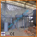 Dispositivo de Refinería de Aceite de Motor Mezclado de Desechos de Pequeña Escala