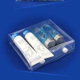 Manchon à la mode sac à cosmétiques transparent à usage unique (sac en PET)