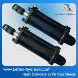 De het best Chinese Hydraulische Cilinder van de Zuiger van de Fabrikant van de Cilinder Hydraulische voor de Vrachtwagen van het Graafwerktuig/van de Vorkheftruck/van de Kipper