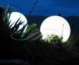 옥외 정원을%s 공장 직접 가격 LED 공 빛