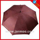 De promotie Vouwende Paraplu van het Strand met het Embleem van de Douane