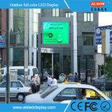 Hoher im Freien LED Zeichen-Vorstand der Helligkeits-P10 mit Wetter-Beweis
