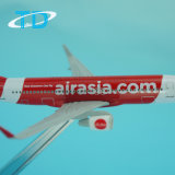 空気アジアA320neo 1/300の12cm小さい金属の模型飛行機