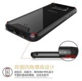 Samsung S8/S8plusのための耐震性のアクリルの明確なケース
