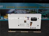 Ревизованный UL генератор фабрики 25kVA звукоизоляционный тепловозный с ATS