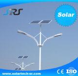 Precio solar de la luz de calle de la fuente con la garantía 2years