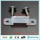 Clip del silicio para la luz de tira del sujetador 5050 3528 RGB LED de la fijación