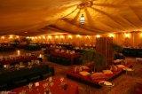 1000 de Tent van de Zaal van het Huwelijk van mensen met het Plafond van het Gordijn van de Voering van de Decoratie