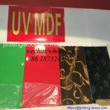 MDF Gloosy горячего надувательства высокий UV