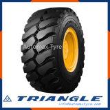 Tl599s 로더 서비스 삼각형 OTR 타이어