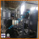 Utiliser la machinerie et de raffinage d'huile moteur de recyclage des huiles végétales de distillation