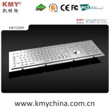 Waterproof IP65 Kiosk Metal Keyboard com trackball (KMY299H)
