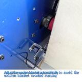 Máquina de impressão de matéria têxtil de Digitas do petróleo do Sublimation do rolo