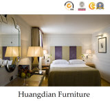 De aangepaste Eenvoudige Reeks van het Meubilair van de Slaapkamer van het Hotel van het Ontwerp Houten (HD001)