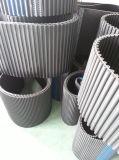 Cinghia di sincronizzazione di gomma industriale di Ningbo