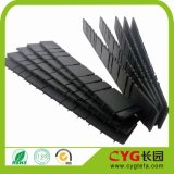 Zwart Thermisch Geleidend Schuim/Schokbestendig Schuim/Antistatisch PE Schuim voor het Schuim van de Verpakking/ESD