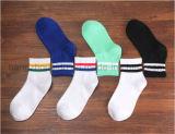 学校の方法様式によっては綿の足首のソックスが呼吸する
