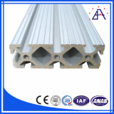Espulsione di alluminio 6063 di prezzi bassi