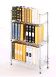 Amjmb018s Metall  Buch-Draht-Regal