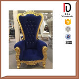 Высокий задний античный стул для живущий стула комнаты (BR-LC034)