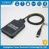 Цифровая Yatour Сменщик носителей (USB/SD/aux in/iPod/iPhone) для VW/Toyota/Хонда/Mazda и т.д.