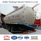フィアットのディーゼル機関を搭載する18.4cbm Ivecoのユーロ4の油井のセメントの輸送のタンク車