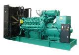 Paralelizando a central energética Diesel do MW do gerador de Googol 2400kw 3000kVA