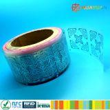 860-960MHz RFID H47 MONZA4QT UHFallrichtungsantibesetzer-Marke
