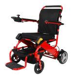 """Fáceis idosos carreg a cadeira elétrica do """"trotinette"""" da dobradura esperta com bateria de lítio"""
