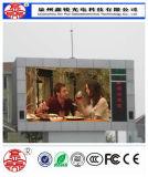 INMERSIÓN al por mayor HD a todo color al aire libre de la alta resolución P10 que hace publicidad del panel de visualización de LED