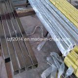 De Vierkante Buizen TP304 van het roestvrij staal