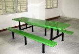 4 مقادات [ستيل فرم] [فيبرغلسّ] طاولة وكرسي تثبيت لأنّ مقصف