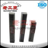 Pièces de coupeurs de clou de carbure de tungstène