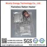 Saco Flameless direto do calefator da ração da fábrica da minúcia