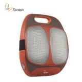 knetendes Heizung3d portable-Rückseiten-Massage-Kissen