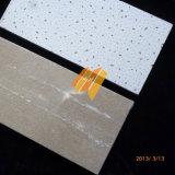 Scheda acustica del soffitto delle lana di scorie del Armstrong (livello basso e densità A0710)