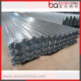Гальванизированный лист цинка Coated Corrugated стальной для толя