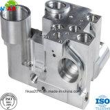 CNC de la precisión que muele el múltiple hidráulico del acero inoxidable, CNC que muele piezas multíples