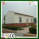 La casa prefabricada portable/prefabricó la casa del panel de emparedado