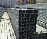 Edificio cuadrado de acero galvanizado en baño caliente de la estructura del tubo de acero/del tubo de Pipe/Gi
