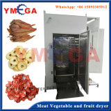 Los alimentos vegetales de la carne de la máquina de deshidratación de frutas