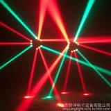 최신 인기 상품 9eyes LED 거미 선잠기 점화 DJ는 디스코 결혼식 점화를