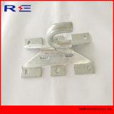 Parentesi d'ancoraggio di alluminio per la riga hardware del Palo